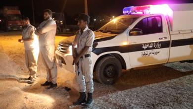 "Photo of ""نجدة توكرة"" تُكثف العمل لضبط الأمن"
