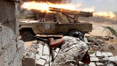 Photo of قصف مدفعي وصاروخي بمحاور طرابلس