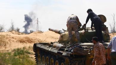 Photo of طرابلس.. اشتباكات مستمرة وقصف صاروخي وجوي