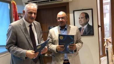 Photo of مساع ليبية مصرية لتعزيز التعاون الاقتصادي
