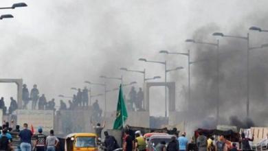 """صورة """"التكاتك"""" أحدث """"سلاح نوعي"""" لمتظاهري العراق"""