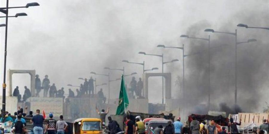التكاتك أحدث سلاح نوعي لمتظاهري العراق