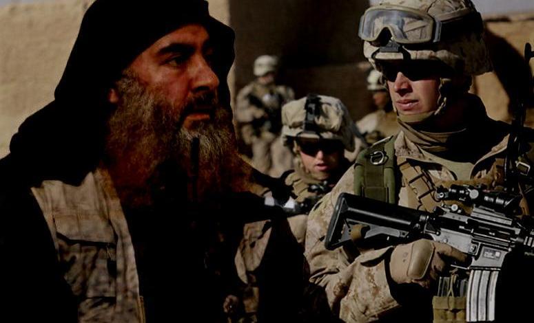 الجيش الأميركي - البغدادي