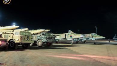 Photo of سلاح الجو يستهدف المجموعات المسلحة المتواجدة في صرمان