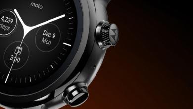 Photo of إصدار جديد من ساعة Moto 360.. وهذه ميزاتها