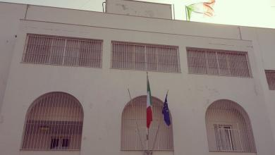 Photo of السفارة الإيطالية تدين استهداف مطار مصراتة