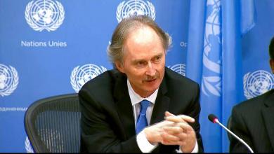Photo of غير بيدرسون: اجتماعات الدستورية تقود إلى حل شامل لسوريا