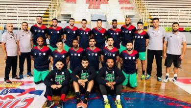 صورة المنتخب الوطني لكرة اليد يستعد للبطولة الأفريقية