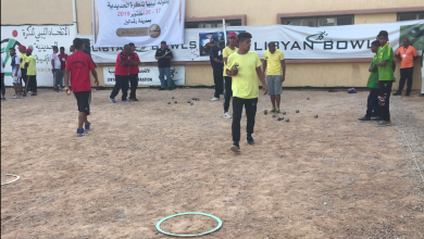 Photo of انطلاق بطولة ليبيا للكرة الحديدية في رقدالين