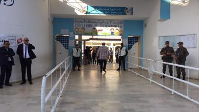 Photo of بدء التصويت بالانتخابات الرئاسية التونسية