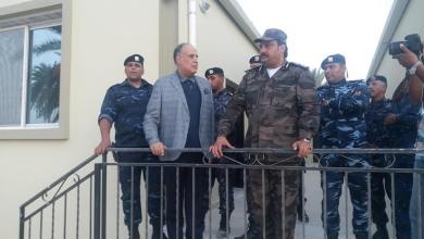 Photo of بوشناف يتفقد مركز تدريب راس المنقار الأمني
