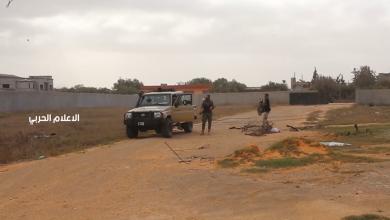 Photo of شعبة الإعلام الحربي ترصد مواقع جديدة سيطر عليها الجيش