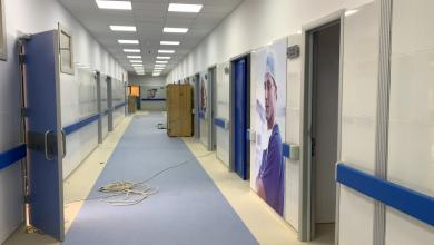 Photo of تسجيل 6 إصابات بكورونا لكوادر بمستشفى بني وليد