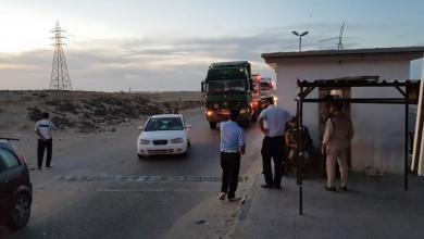 Photo of اجدابيا.. حملة مرورية للتفتيش على المركبات