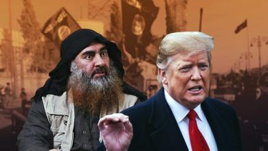"Photo of ترامب يروي تفاصيل مقتل البغدادي ويؤكد أنه مات ""جبانا"""