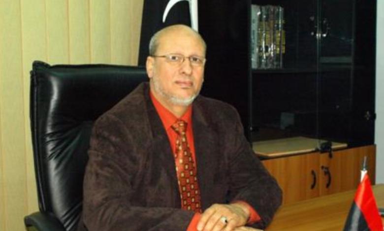 رئيس حزب العدالة والبناء محمد صوان- صورة إرشيفية