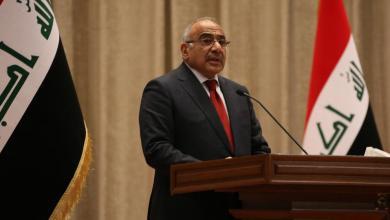 Photo of خطاب منتظر لعبد المهدي عشية احتجاجات العراق