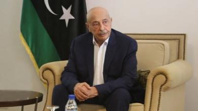 "Photo of صالح يبحث مع السفير البريطاني ""إعلان القاهرة"""