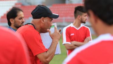 صورة زاخو العراقي يقيل اربيش من تدريب الفريق