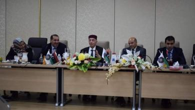 Photo of رئيس البرلمان يزور جامعة عمر المختار بالبيضاء