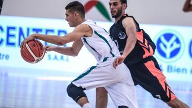 Photo of سلة الأهلى طرابلس تواجه سلا المغربي في البطولة العربية