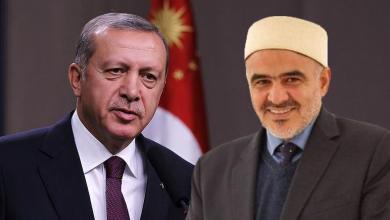 "Photo of أردوغان يعترف بتسليح الوفاق.. والصلابي: ""تركيا مسالمة"""