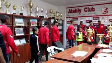 Photo of نادي غدامس للكرة الحديدية يزور المنطقة الشرقية