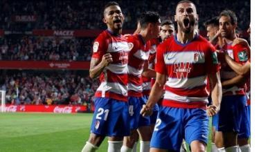 Photo of غرناطة يفوز على أوساسونا ضمن الدوري الإسباني