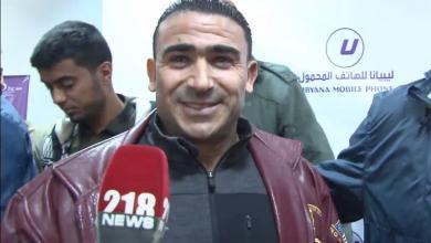 Photo of القرقني لـ218: الزناد بطل ليبي يتجه للعالمية