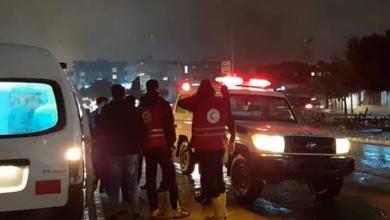 Photo of جهاز الإسعاف فرع شحات يطمئن أهالي المدينة: الأمور عادت إلى طبيعتها