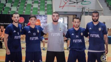 Photo of منتخب الصالات يفوز على مختلط أندية طرابلس