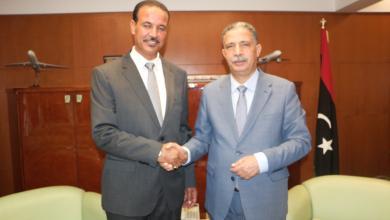 """Photo of """"مواصلات الوفاق"""" تبحث صيانة مشاريع في نالوت"""