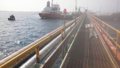 Photo of الانتهاء من صيانة معمل الغاز بميناء الزويتينة