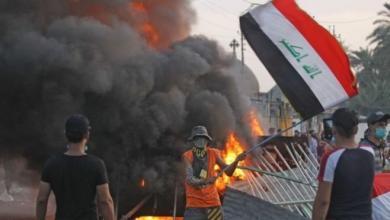 """Photo of العراق.. مكافحة الإرهاب """"وجها لوجه"""" مع المحتجين"""