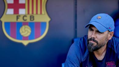 Photo of برشلونة يقيل فالديز من تدريب الشباب