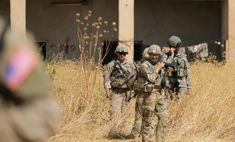 الجيش الأمريكي يُعلن احتجاز اثنين من أهم عناصر داعش