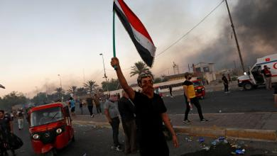 Photo of الهدوء يعود للعراق بعد احتجاجات دامية