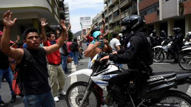 Photo of احتجاجات الإكوادور تخرج الحكومة من العاصمة