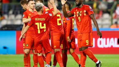 Photo of بلجيكا تكتسح سان مارينو وتضمن التأهل لليورو
