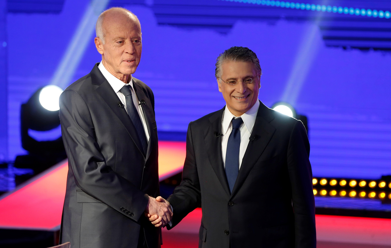 Photo of يوم الحسم.. لمن يمنح التونسيون مفاتيح قرطاج؟