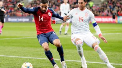 Photo of النرويج تجبر إسبانيا على التعادل