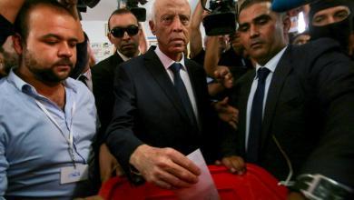 "Photo of مؤشرات أولية: قيس سعيد ""رئيسا لتونس"""