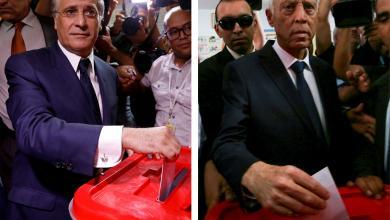 Photo of هذا ما قاله قيس سعيّد ونبيل القروي بعد الانتهاء من التصويت الانتخابي