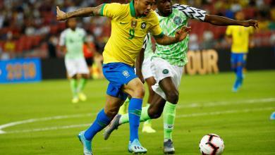 Photo of البرازيل تتعادل وديا مع نيجيريا