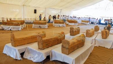 Photo of اكتشاف أثري ضخم بمصر.. 30 تابوتا تحوي مومياوات