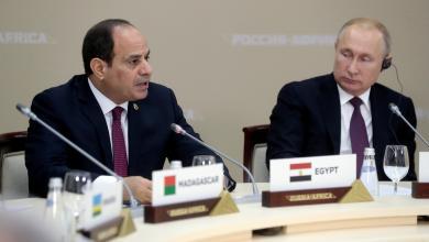 Photo of تقارب مصري روسي بشأن الأزمة الليبية