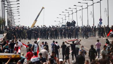Photo of سقوط المزيد من القتلى في فض احتجاجات العراق