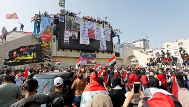 Photo of الاحتجاجات مستمرة في العراق والحكومة ترفض الاستقالة