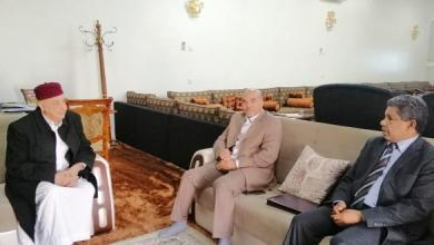 Photo of عقيلة يدعو لإيصال الخدمات للمواطنين بالمنطقة الجنوبية