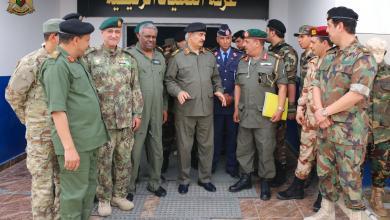 Photo of القيادة العامة للجيش تعلن تدمير مخازن ومرافق عسكرية بمطار معيتيقة